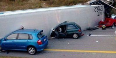 6. Conocen del reglamento de tránsito. Foto:Imgur