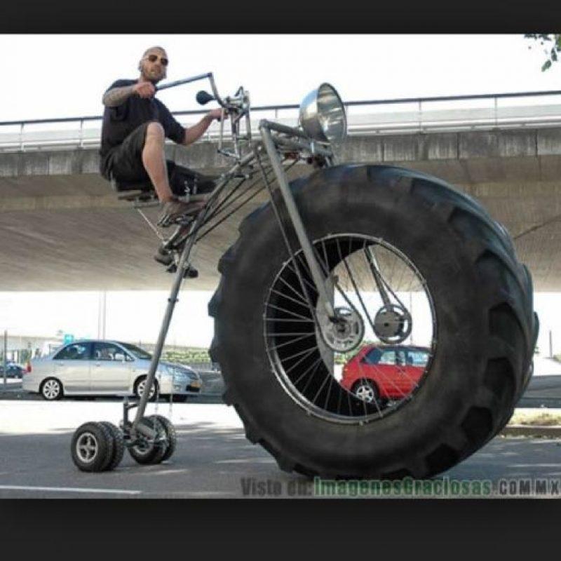 Momentos graciosos en la bici Foto:Imagenesgraciosas