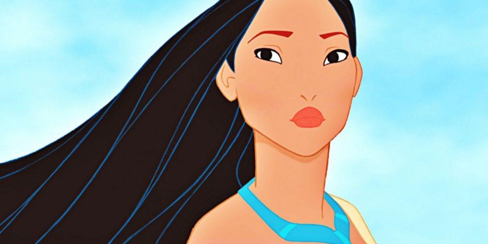 Pocahontas Foto:Disney