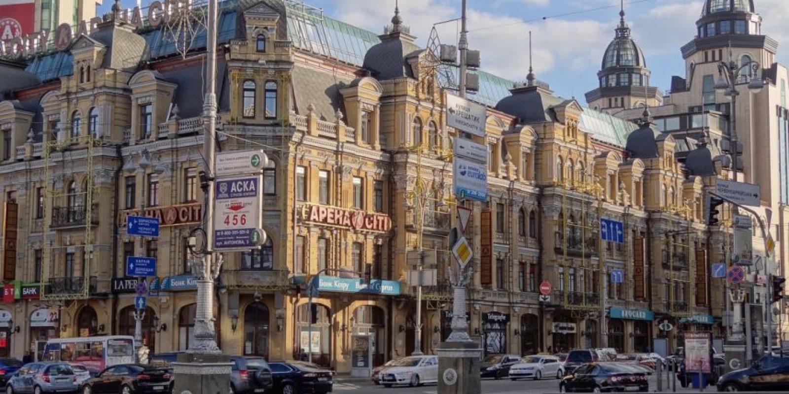 8. Kiev, Ucrania Foto:Vía Flickr.com