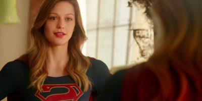 """Quien confesó estar atraido por la protagonista, Melissa Benoist, a quien señaló de muy """"sensual"""". Foto:Vía CBS"""