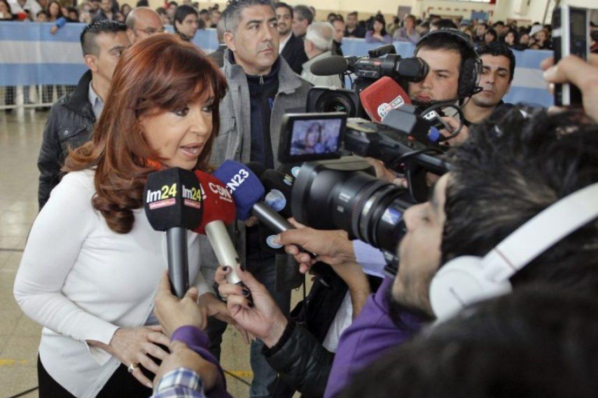 El país sudamericano tendrá su primera vuelta electoral para elegir Presidente, entre otros cargos de elección popular Foto:AFP