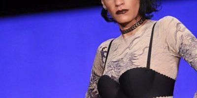 El estilo marinero chic de Jean Paul Gaultier en la clausura de la décima edición de Dominicana Moda