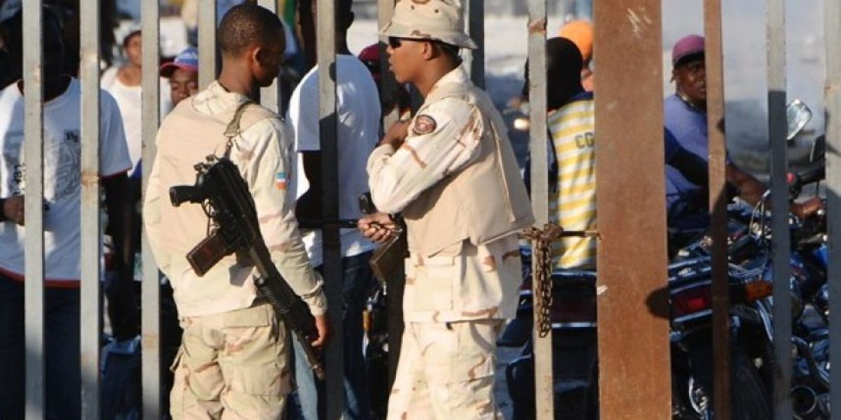 Refuerzan vigilancia en frontera por elecciones en Haití
