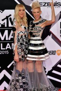 Miriam y Olivia Nervo de Australian EDM Foto:Getty Images