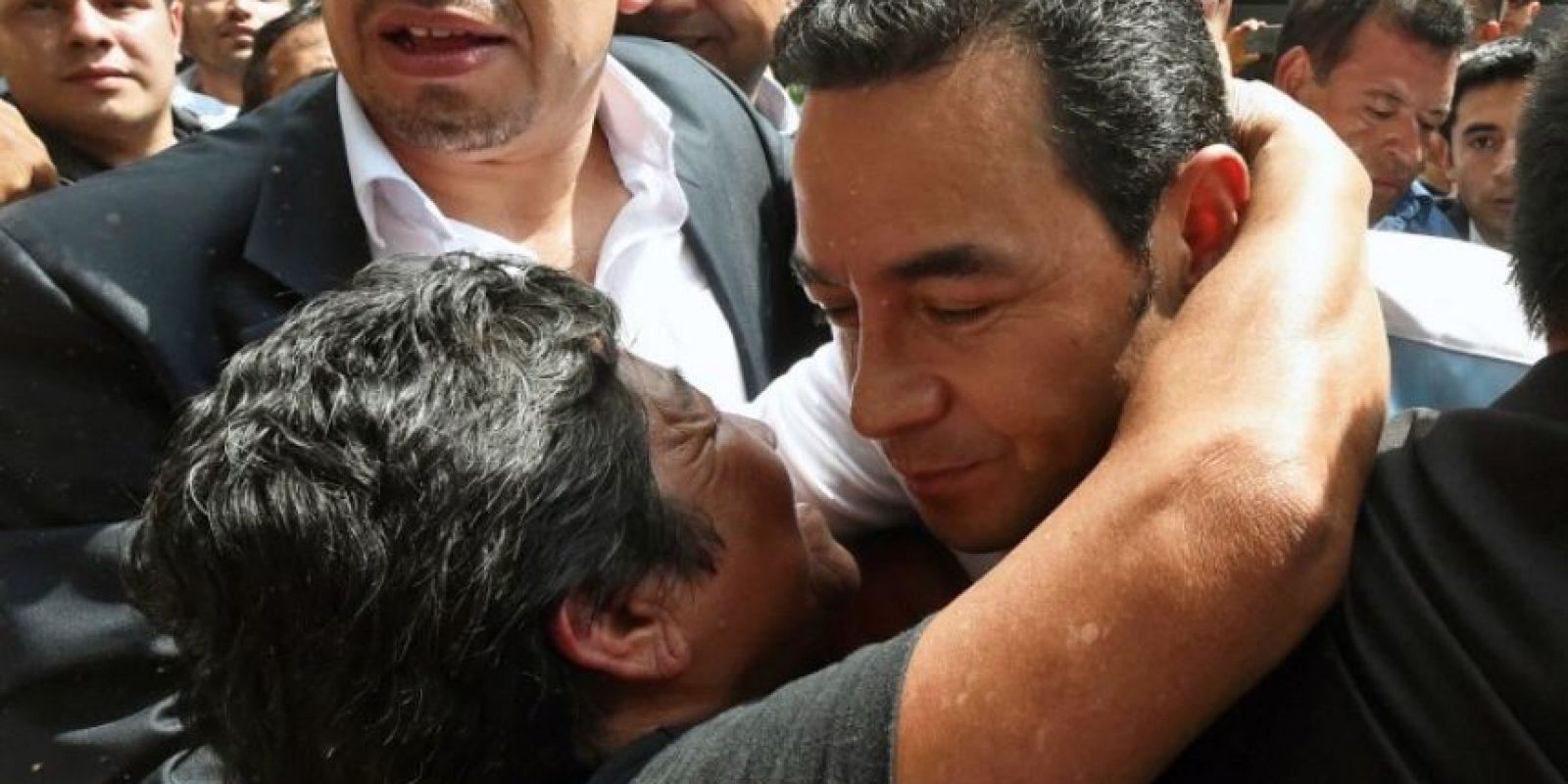 Es secretario general del Partido Frente de Convergencia Nacional Foto:AFP