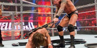 Triple H y Randy Orton Foto:WWE