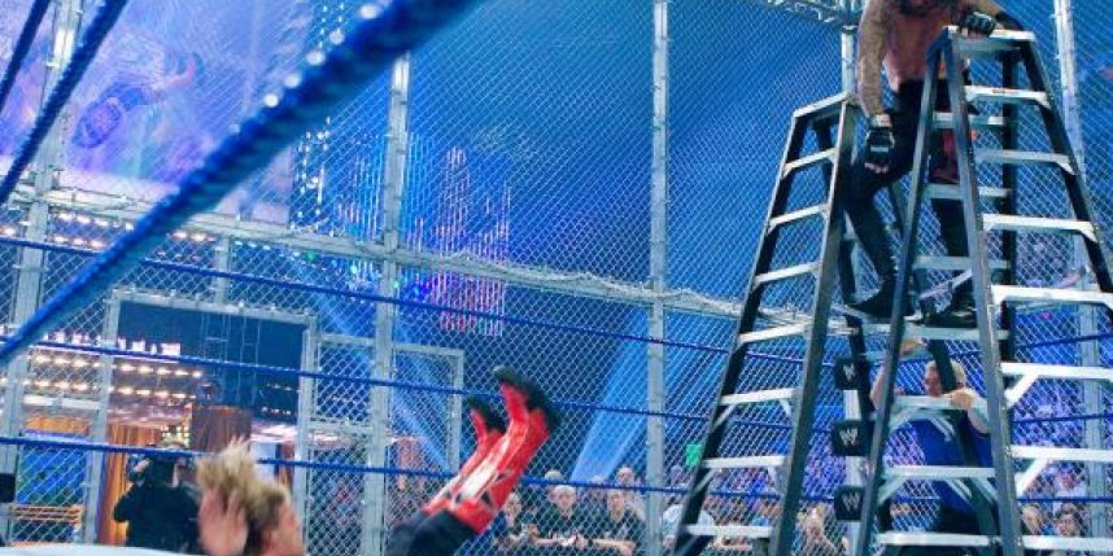 Edge vs. Undertaker Foto: WWE