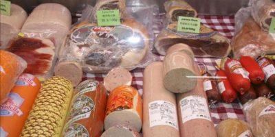 La carne procesada es cancerígena y la carne roja