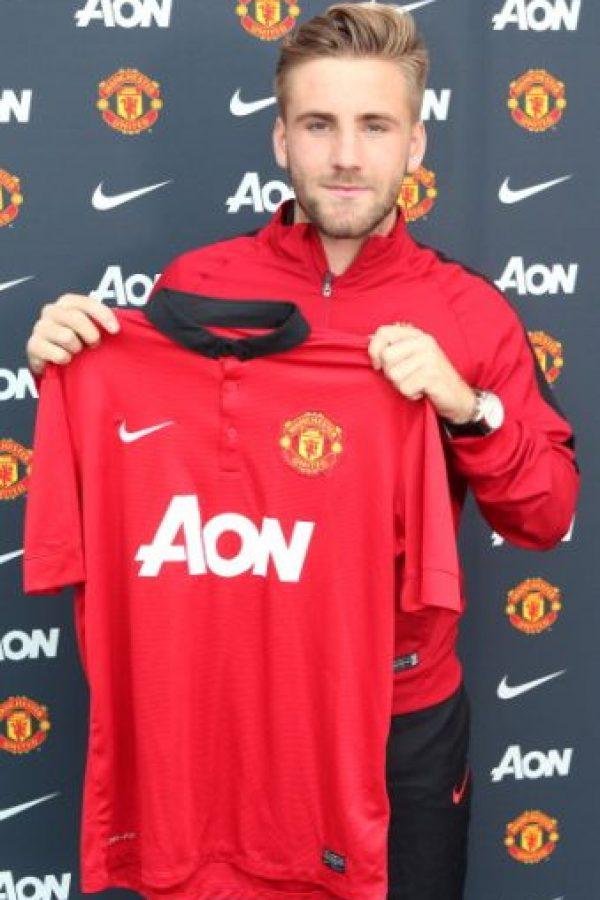 En junio de 2014 fue fichado por el Manchester United por 31.5 millones de libras. Foto:Getty Images