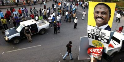 Mientras Haití celebraba las elecciones, desde RD eran seguidas con atención Foto:EFE