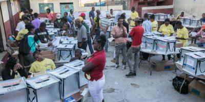 Ciudadanos haitianos conformes con el proceso