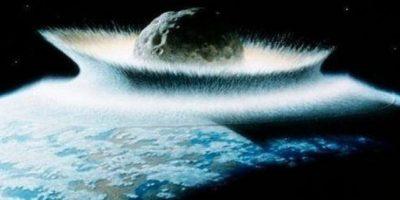 Supuestamente, todos moriríamos en septiembre de 2015 , ya que un asteroide colapsaría y nos mataría a todos. La NASA desmitió la teoría rápidamente. Obvio, el planeta no fue impactado. Foto:Wikimedia