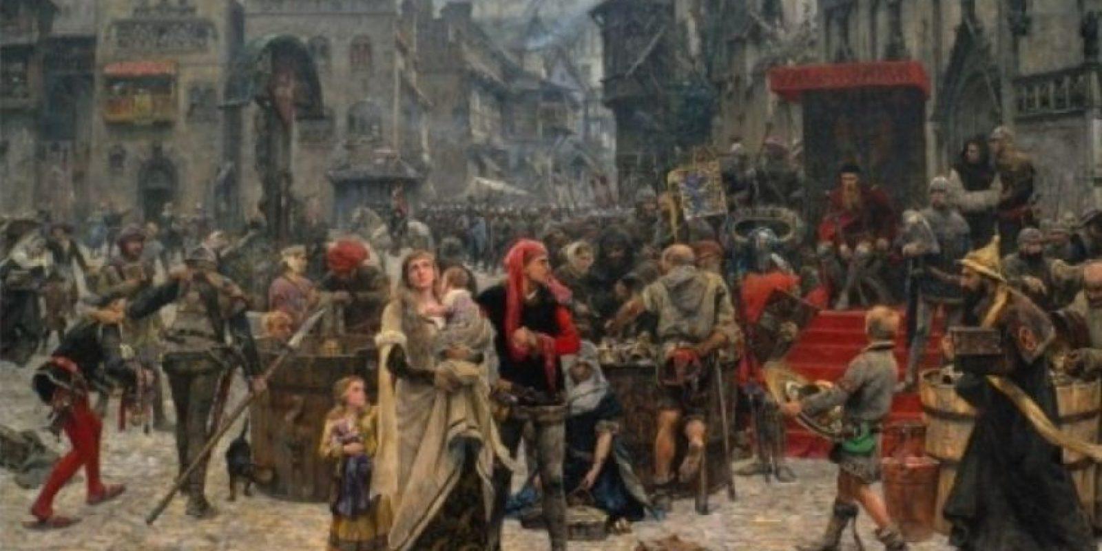 Para el primer milenio D.C., el papa Silvestre II afirmó que el 1 de enero del año 1000 el mundo se acabaría. Foto:vía Wikipedia