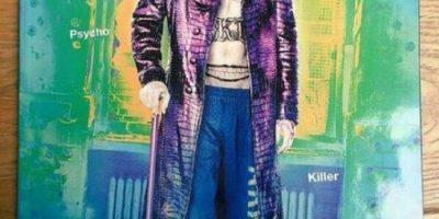 "Como nunca antes lo habían visto... Miren cómo luce ""The Joker"" en ""Empire Magazine"""