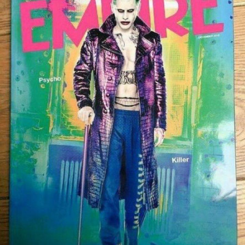 """""""Suicide Squad"""" cuenta la historia de los villanos de DC Comics Foto:""""Empire Magazine"""""""