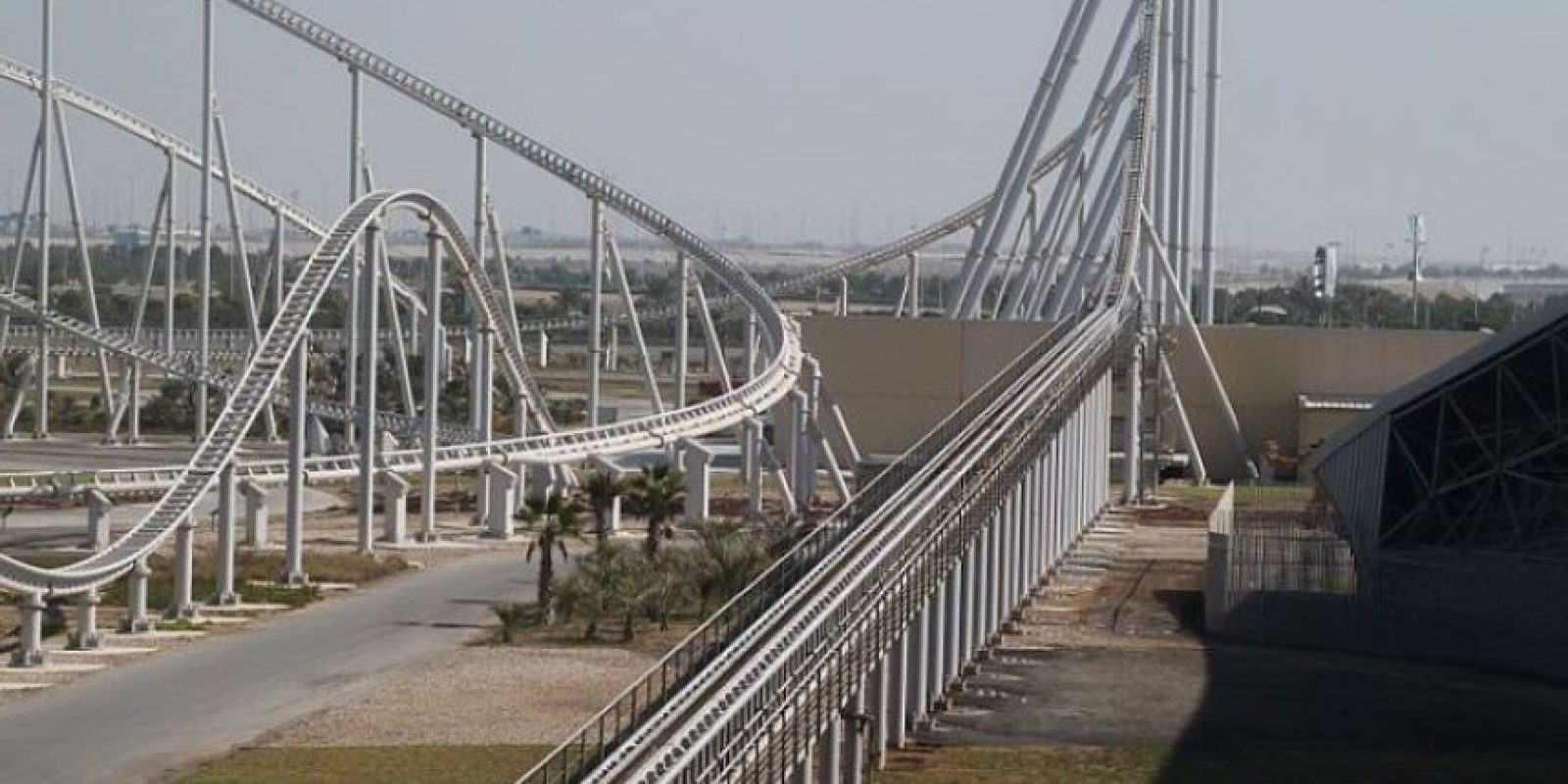 Formula Rossa, Emiratos Árabes Unidos Foto:Wikimedia