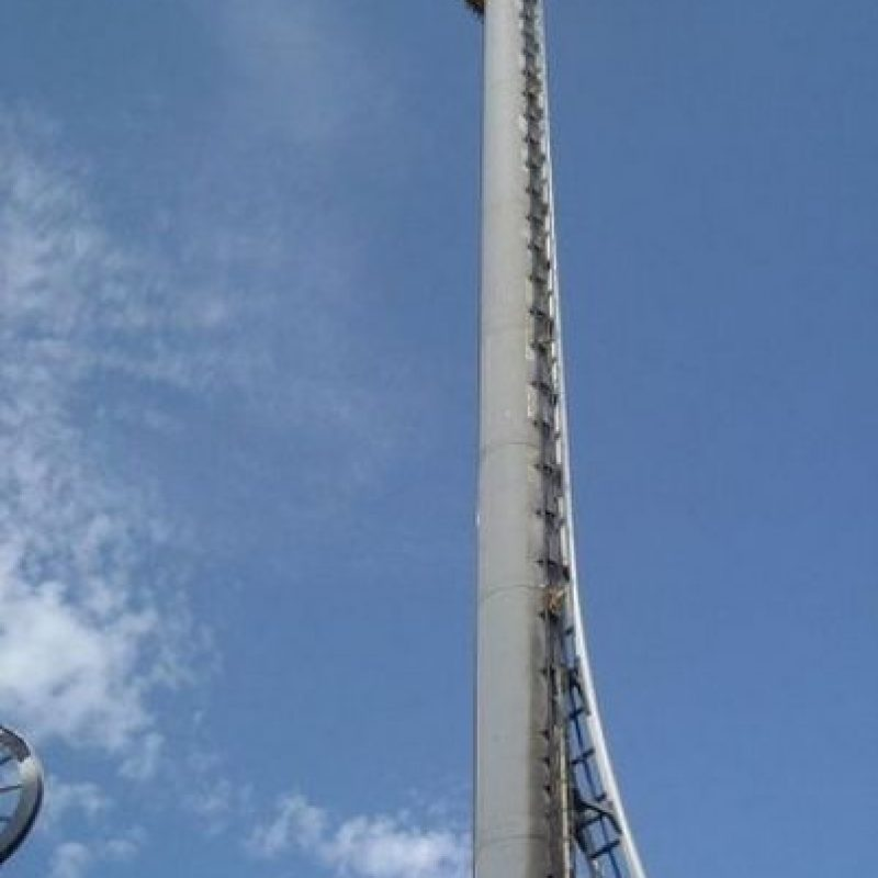 Tower of Terror II, Australia Foto:Wikimedia