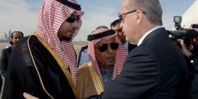Majed bin Abdullah bin Abdul Aziz Foto:AFP