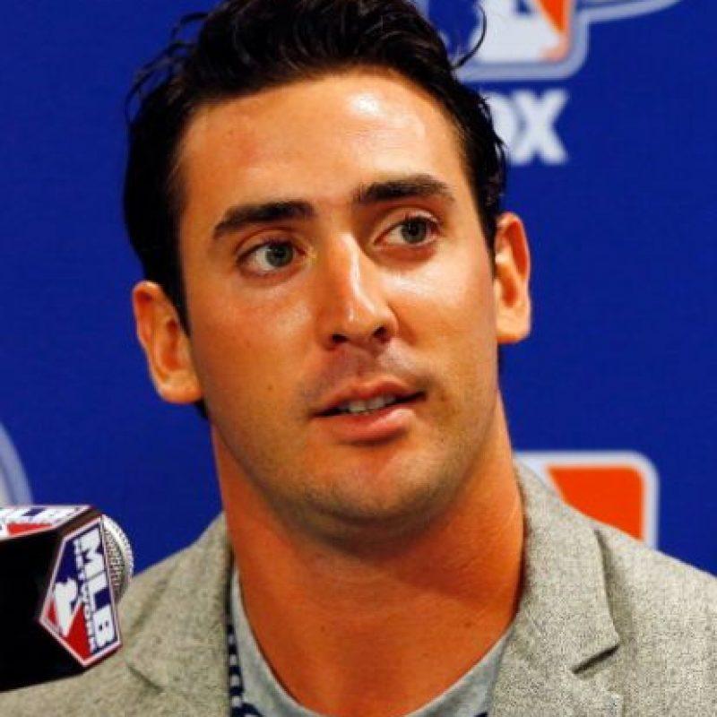 1. Matt Harvey (Mets) Foto:Getty Images
