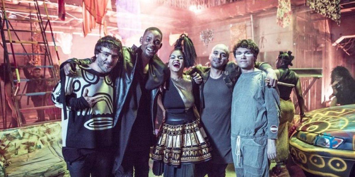 """Bomba Estéreo y Will Smith estrenarán """"Fiesta (Remix)"""""""