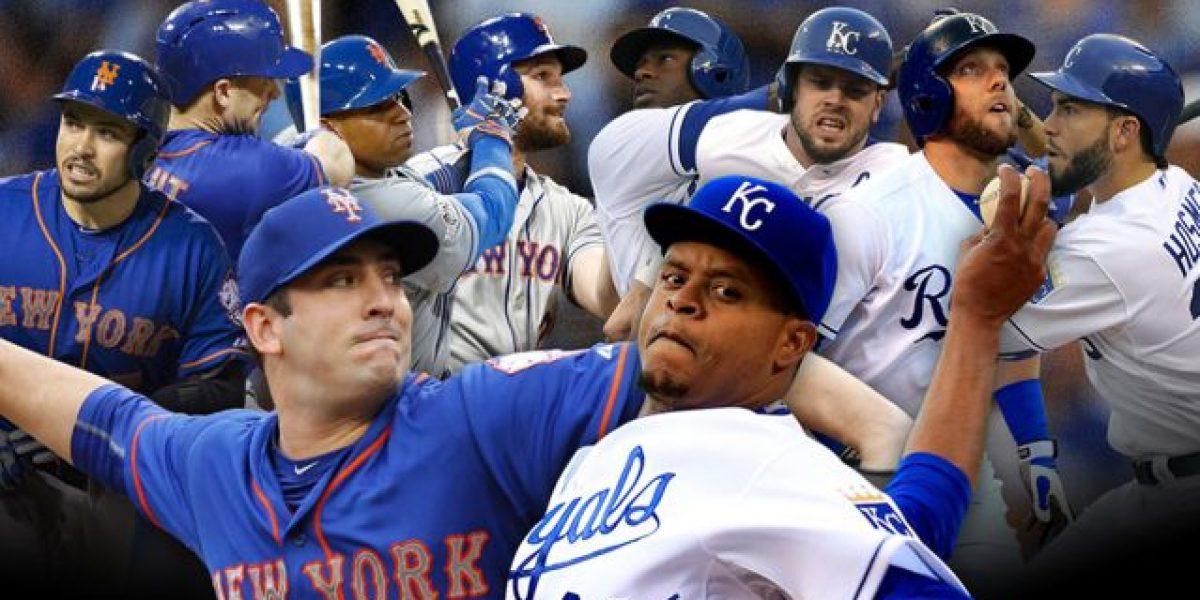 Mets y Reales buscan terminar sequías en inicio de la Serie Mundial