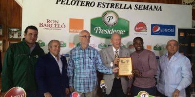 Ronny Paulino y Francisley Bueno escogidos en El Pelotero Estrella de la Semana