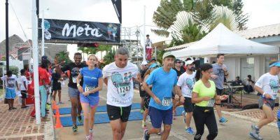 Correr es un deporte a través del que se cultivan valores como la constancia, la disciplina y el trabajo en equipo. Foto:Fuente Externa