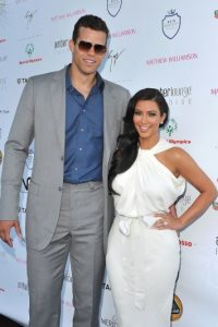 Kim Kardashian y Kris Humphries Foto: Getty Images