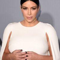 La socialité estadounidense Kim Kardashian. Foto:Getty Images