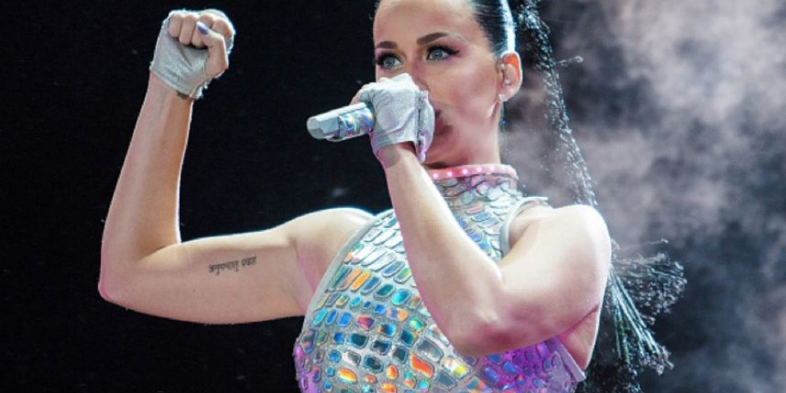 10. Katy Perry – 72 millones. Foto: Getty Images