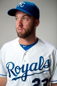 Es abridor de los Royals. Foto:Getty Images