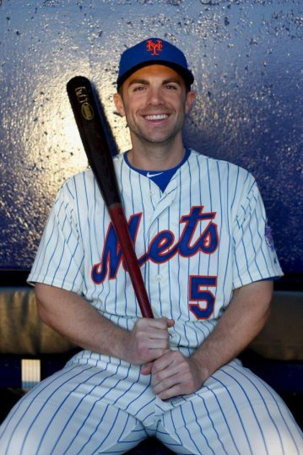 Es el tercera base de los Mets. Foto:Getty Images