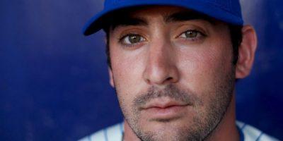 Es abridor de los Mets. Foto:Getty Images