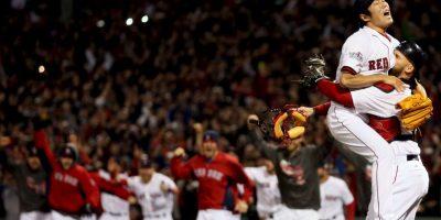 2013 – Red Sox de Boston / Vencieron a los Cardenales de San Luis en seis juegos. Foto:Getty Images