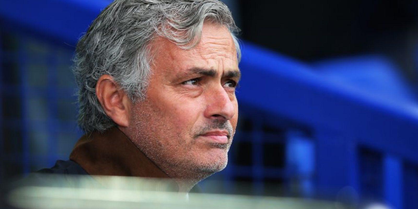 """Si """"The Special One"""" no gana ante el Stoke City, por la Capital One Cup y sobre todo, si cae ante Liverpool en la Premier League, será despedido. Foto:Getty Images"""