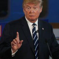 """4. Este debate se ha promovido bajo el eslogan de """"Tu dinero, tu voto"""". Foto:Getty Images"""