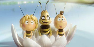 La abeja Maya renace para descubrir el mundo en cines