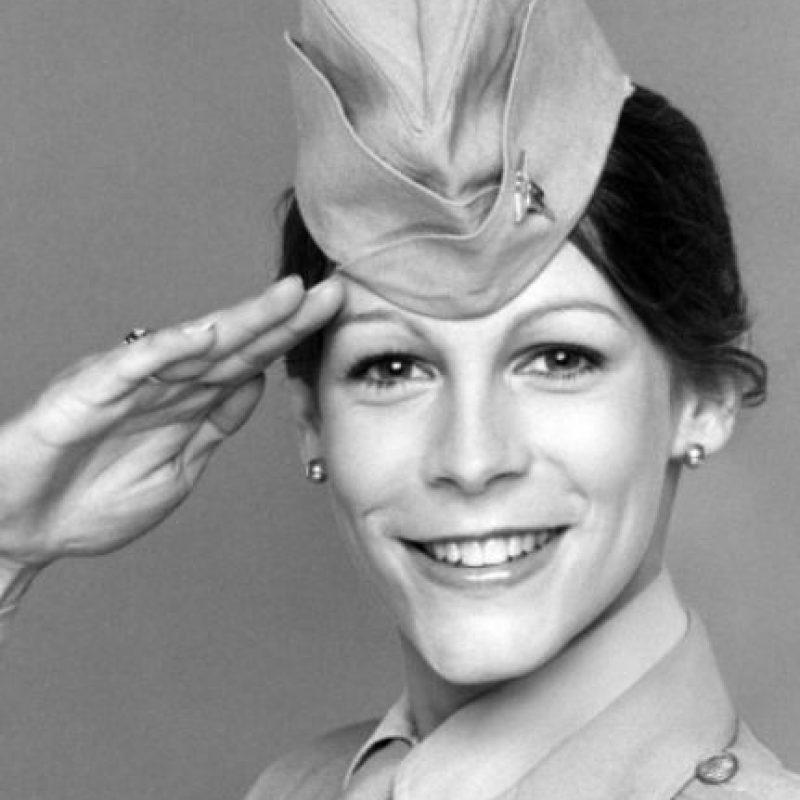 Y luego pasó a ser una superestrella en los 80. Foto:vía Getty Images
