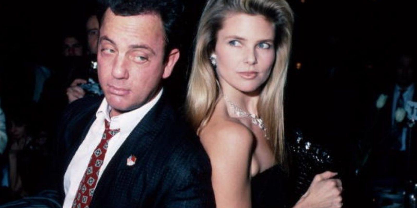 Es exesposa de Billy Joel. Foto:vía Getty Images