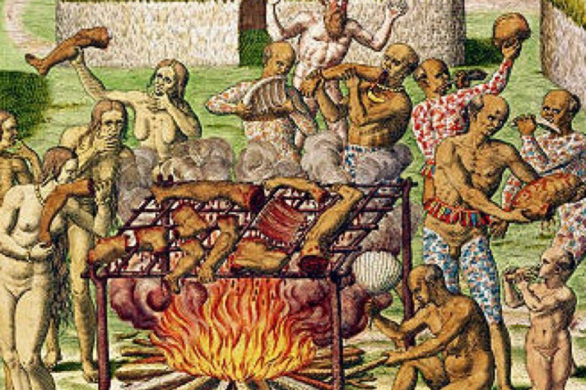 """William Seabrook, en su libro """"Jungle Ways"""", en 1920, la describía como una mezcla entre carne de cordero, res y cerdo. Foto:vía Wikipedia"""