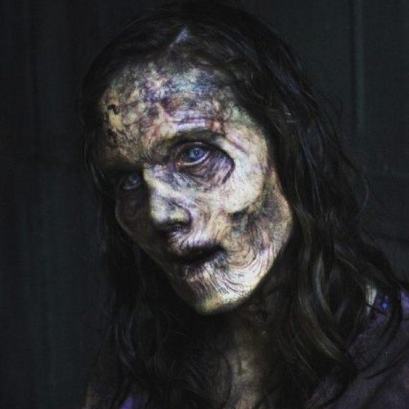 8. Los zombies no parpadean. Si hay un parpadeo en postproducción se edita. Foto:Vía Facebook.com/TheWalkingDeadAMC