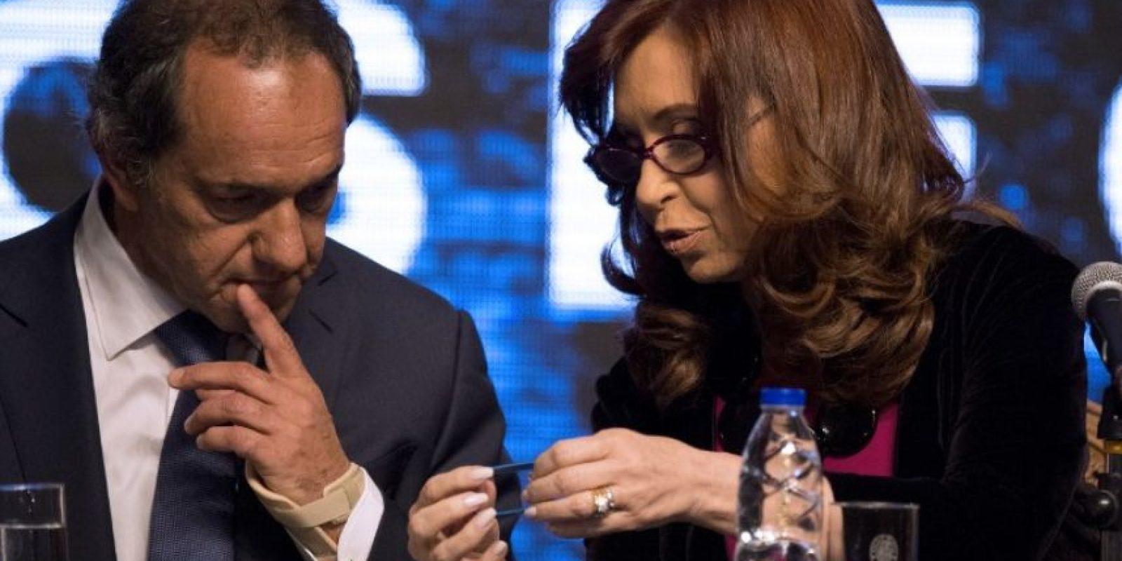 Ha sido diputado de la Nación Argentina Foto:AFP