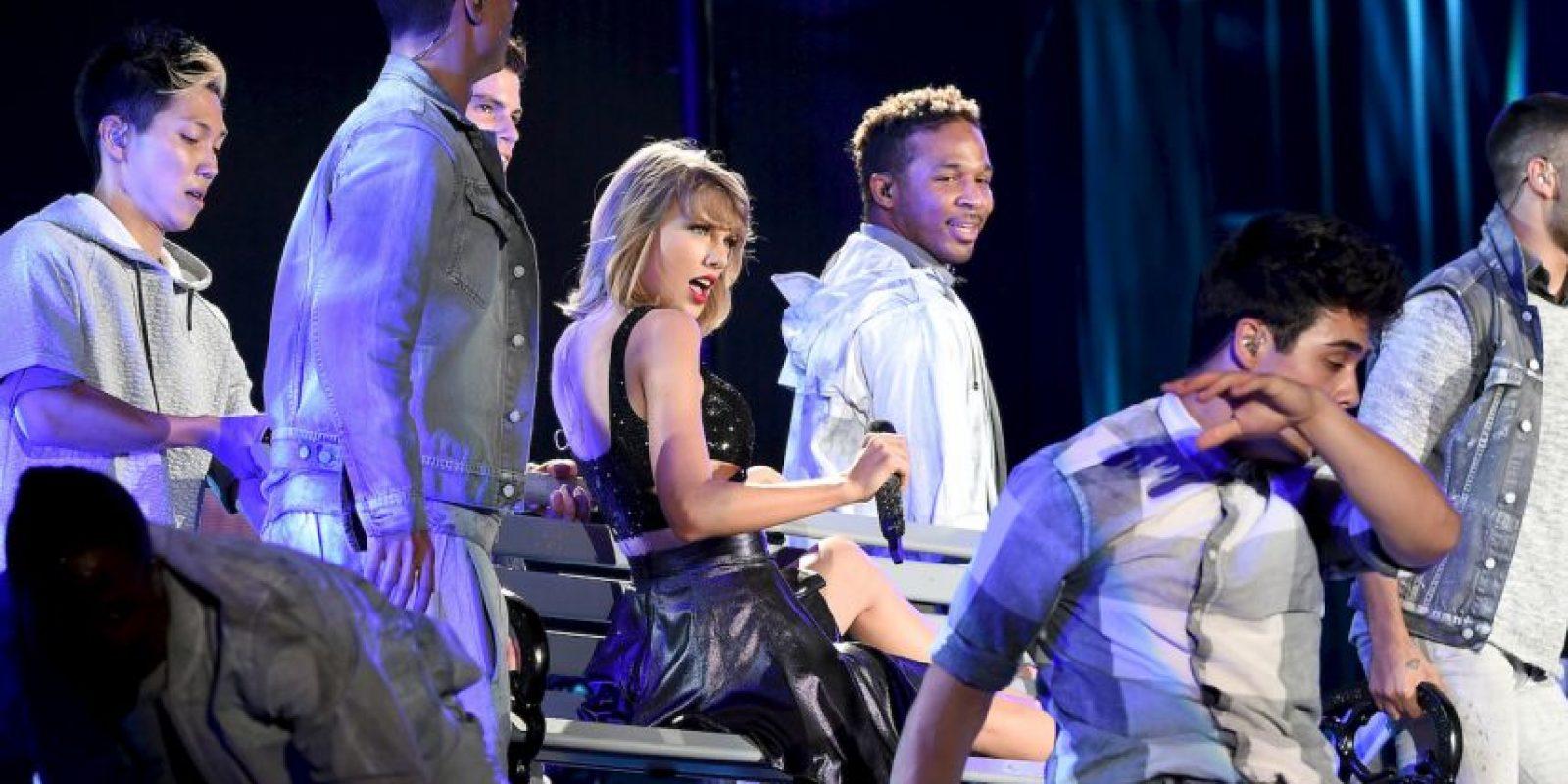 La gira de Taylor Swift está lejos de terminar Foto:Getty Images