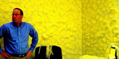 Si odian a alguien en la oficina… Foto:vía Prankked
