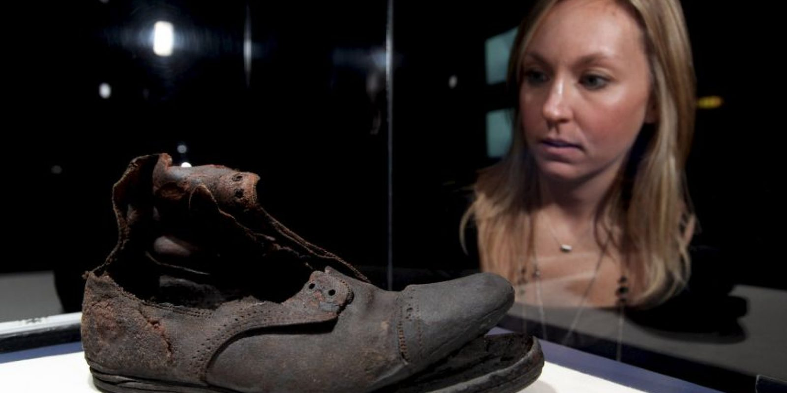 También hay ropa de los fallecidos Foto:Getty Images
