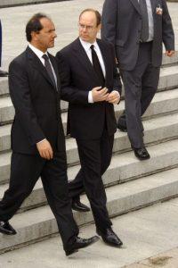 También se desempeñó como Secretario de Turismo Foto:Getty Images