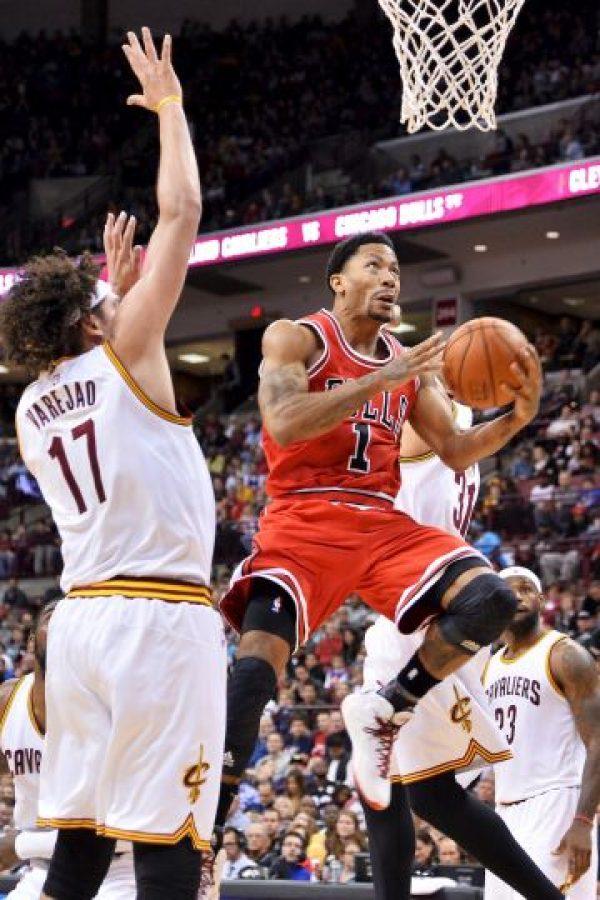 En la temporada 2010-2011 fue nombrado el MVP Foto:Getty Images