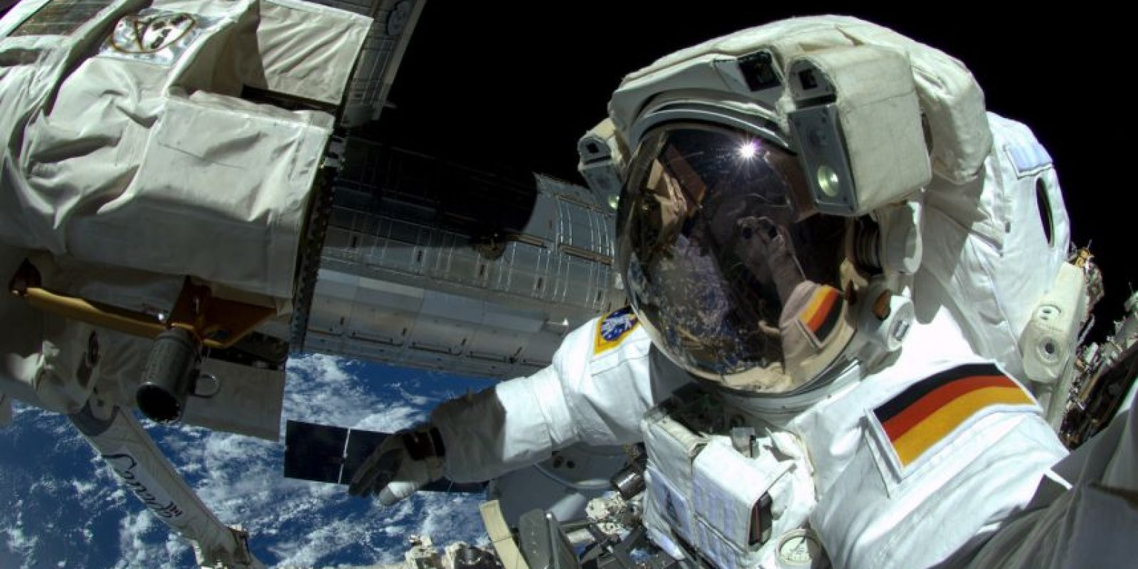 8. Ponerse un traje espacial de la NASA tarda en promedio 45 minutos. Foto: Getty Images