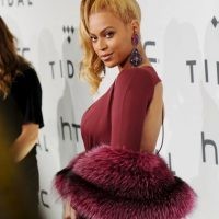 Beyoncé se caracterizó como la integrante de los X-Men Foto:Getty Images